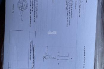 Chủ kẹt tiền cần bán đất thị trấn Chơn Thành, diện tích 180m2 giá 560 triệu.