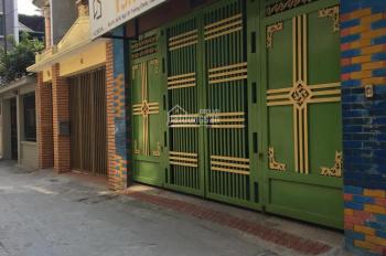 Cho thuê nhà 3 tầng Minh Khai phù hợp làm VP,  dt 85m2 x3 T giá 17tr
