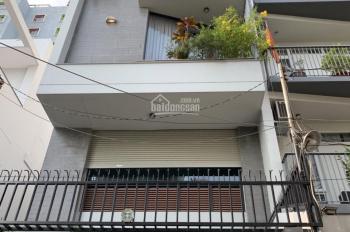 Bán nhà đường Bình Giã, P13, Tân Bình, HXH thông ra chợ Hoàng Hoa Thám DT: 4.3 x 13m, nhà 4 tầng