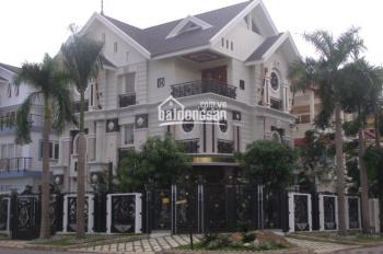 Cho thuê nhà mặt phố Nguyễn Thị Định, 2 mặt tiền 14m + 13m, LH: 0922226138
