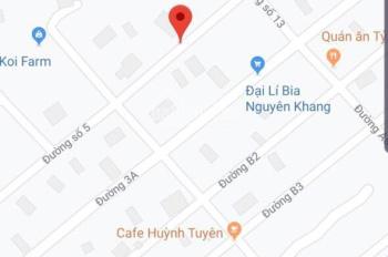 Bán nền đường Số 5, KDC Miền Nam P. Hưng Phú, Q. Cái Răng, TP Cần Thơ