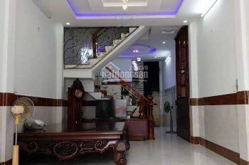 Bán nhà đúc 4 tấm đường Nguyễn Ảnh Thủ(vào 1 Sẹc), P. Tân Chánh Hiệp, Q12. Giá chỉ 4.5 tỷ