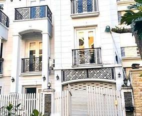 Cho thuê nhà riêng P.An Phú. KDC 280 Lương Định Của: 7x19m, 3 lầu, giá 35 tr/th. Tín 0983960579