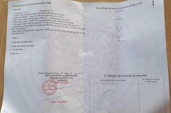 MT Hương Lộ 2 giao đại lộ Võ Văn Kiệt, DT 100m2 SHR, giá 1tỷ chính chủ, LH 0329538515