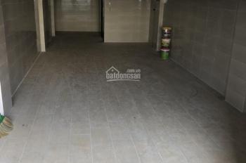 Cho thuê nhà phố P.An Phú. Đường Nguyễn Hoàng: 4x20m, hầm, 4 lầu, Giá 40 tr/th. Tín 0983960579