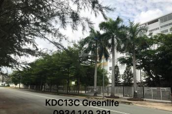 Cần bán đất nền biệt thự KDC 13C Greenlife, xã Phong Phú, Bình Chánh, giá rẻ, chỉ 23tr/m2, 340m2
