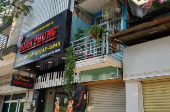 Bán gấp nhà mặt phố đường Nguyễn Hữu Cầu, P. Tân Định, Q.1, dt 147,7m2, giá 55 tỷ