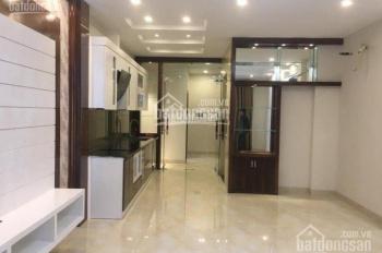 Cho thuê nhà phân lô Kim Đồng - gần Tân Mai xây 80m2 * 5T, căn góc, đường ôtô vào nhà, tiện VP & KD