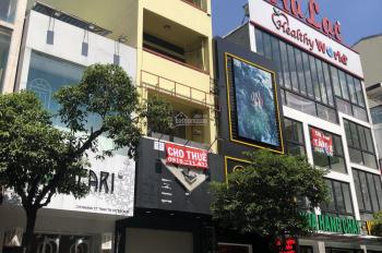 Cho thuê nhà mặt tiền Nguyễn Trãi, P. Bến Thành, Quận 1, Dt:4x20m, 5 tầng, giá 165tr/th