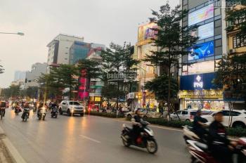 Mặt phố Trần Thái Tông, Cầu Giấy, Sổ Vuông, Thổ Cư, 600m Đất, MT 25m, 140 Tỷ. LH 0981142593