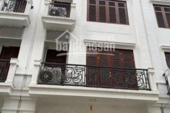 Cho thuê nhà 90 Nguyễn Tuân, ngõ ô tô, khu dân trí cao, 75m2 x 5 tầng, thông sàn, 40tr/tháng