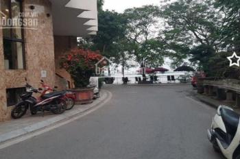 Mặt phố Tây Hồ - 75m2 - Bán nhà Quảng Khánh - 7T - Ô tô - 25.8 tỷ