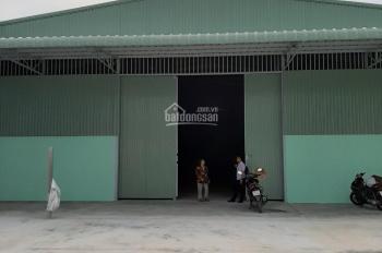 Cho thuê nhà xưởng 660m2, giá 30tr/tháng, mới xây dựng tại APĐ 25, phường An Phú Đông, quận 12