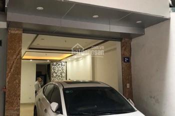 Chính chủ cần bán nhà mới xây cách phố Thái Hà 15m, 48m x 6 tầng, thang máy, giá 13.2 tỷ.