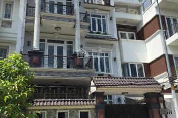 Cho thuê nhà biệt thự Phường 4 ngay Trường Sơn (12x18m) Trệt 2 lầu mới giá 60 triệu/tháng