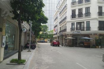 Cho thuê shophouse Five Star Mỹ Đình, 165m2x4t, giá 5.000USD. LH 0983.537.584
