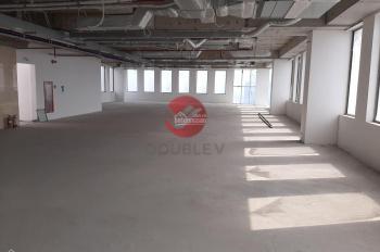 Cho thuê văn phòng mới quận 4, diện tích 370m2, sàn không vướng cột. Liên hệ 0974040260