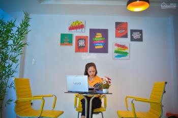 Cho thuê chỗ ngồi làm việc giá rẻ quận Tân Phú