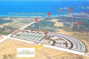 CDT mở bán 300 suất Nội Bộ đất biển Nhơn Hội Kỳ Co - Gateway cửa ngõ KDL Kỳ Co-Eo Gió ngay MT QL19B