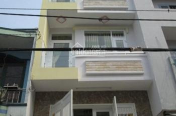 Cho thuê nhà ngang 5,5m, 3 Lầu, đường Âu Cơ, q.Tân Bình, Giá TL.LH: 0938313896