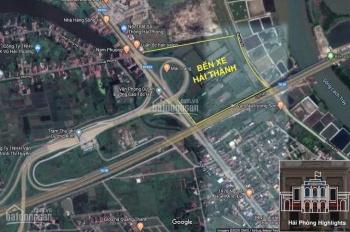 Bán đất mặt đường 353, Phạm Văn Đồng, Dương Kinh, Hải Phòng