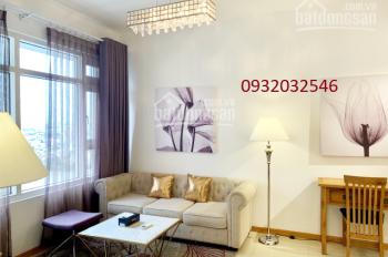 Cho thuê căn hộ cao cấp Sài Gòn Pearl, 2 PN, 2 WC, FULL nội thất, giá 18 triệu/ tháng,LH:0932032546