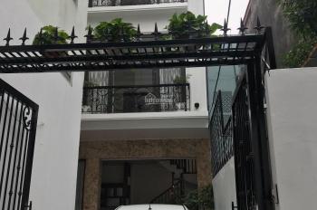 Bán nhà PL Biệt thự sân vườn, Đường Đội Cấn, P.Cống Vị, Q. Ba Đình, DT đất 70m2. Giá 6,5 tỷ