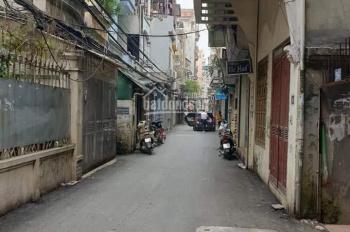Bán nhà đất Hào Nam 20m2, ngõ 3 gác, giá 1,55 tỷ, 2 mặt ngõ