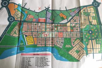 Cần bán 3 lô đất ở Thạnh Mỹ Lợi Quận 2, 160m2, 222m2, 250m2. LH 090.696.3235