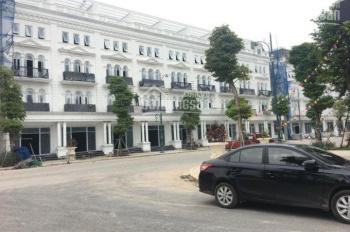 Bán nhà biệt tự liền kề Louis City Đại Mỗ, 205m2 x 5 tầng, mặt tiền 11m, mặt đường 12m. Giá 9.2 tỷ