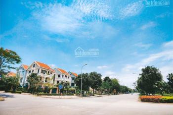 Bán biệt thự song lập khu Lâm Viên, đô thị Đặng Xá. Diện tích132m2