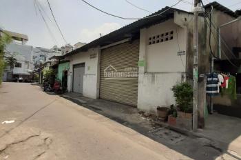 Cho thuê nhà chiều ngang 12m mặt tiền đường hẽm xe tải quận Tân Bình