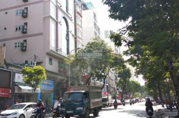 Cần tiền bán gấp nhà trệt lửng 4 lầu thang máy đường Đoàn Như Hài - Quận 4, DT 4x18m, giá 21 tỷ