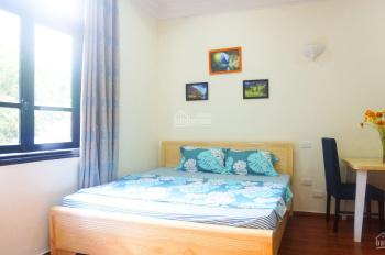 Cho thuê căn hộ 1 phòng ngủ trong khuôn viên xanh, tiện ích khách sạn, giá chỉ từ 7tr - 8 tr/th
