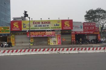 MBKD,Mặt phố Phú Diễn_Bắc Từ Liêm 100m2 x 2 tầng giá 18tr.LH:0888486262.