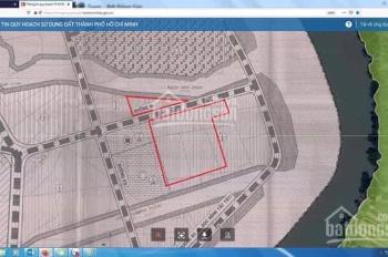 bán đất quận 9,tp.hcm gần 2ha  view 3 mặt tiền sông Tam Đa quận 9,p. trường thạnh quận 9