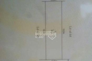 Bán lô đất tại chung cư tổ 6, thị trấn An Dương