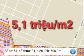 Cần bán lô 500m2, dự án Thành Hưng, tại Nhơn Trạch, Đồng Nai, call: 0972 880 800 Minh Tân