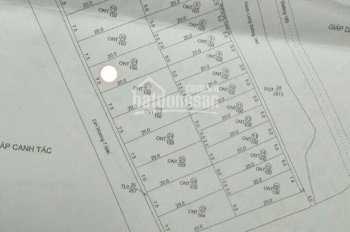 Chính chủ bán 100m2 tại KĐG Đại Tài, cạnh dự án Dream City mặt đường ĐH20, rộng 16m. LH: 0338966522