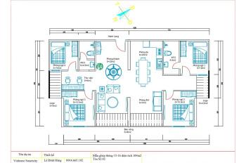 Chuyển nhượng căn hộ ghép thông dự án Vinhomes Smartcity Tây Mỗ, Đại Mỗ, giá thời điểm đầu