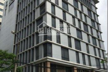 Cho thuê building văn phòng số 283 Hùng Vương, DT 7x16m, 1 hầm 8 tầng, có TM, giá 225tr/tháng