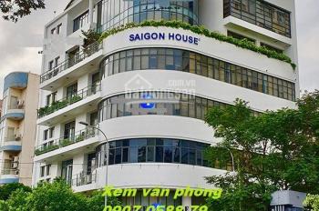 Văn phòng tòa nhà Saigon House Hoàng Diệu Quận 4; 120m2 - 150m2 - 240m2 Gọi ngay để đi xem miễn phí