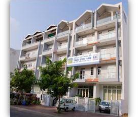 Bán 4 căn liền nhau và 1 căn rời mặt tiền đường D1 khu dân cư Him Lam quận 7