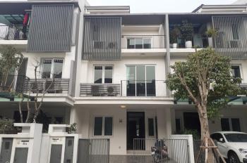 Cho thuê liền kề khu đô thị ParkCity, đường Lê Trọng Tấn, S: 120m2, 3 tầng, full đồ, 24 triệu