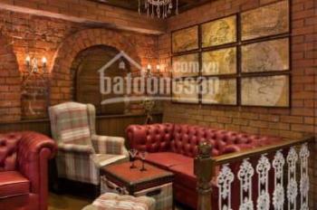 Cho thuê nhà làm nhà hàng, cafe tiện PR tại khu ẩm thực Phan Xích Long ngang 8m DT 576m2 140tr