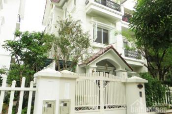 Cho thuê biệt thự Linh Đàm 250m2, Hoàn thiện 20 triêu. LH 0975611144