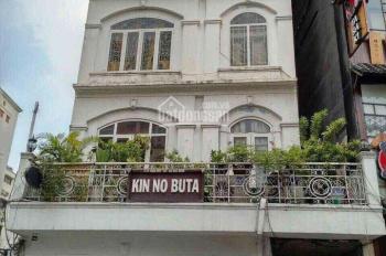 Bán nhà Nguyễn Văn Thủ 5 tầng thang máy DT: 5,1*21m. Thiết kế và nội thất gỗ sang trọng