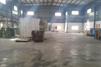 Cho thuê kho xưởng khu công nghiệp Tân Bình, diện tích từ 700m2 - 5.000m2