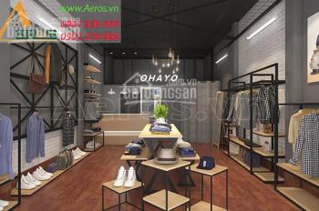 Cho thuê MB Nguyễn Du, DT 75m2, MT 4m, giá: 30tr/tháng, LH: 0984036408