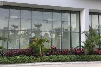 Cho thuê mặt bằng tầng 1 - khu ĐT Ngoại Giao Đoàn, DT 313m2, LH 0867019716
